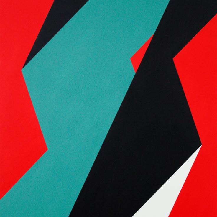 Prelude II 160x100 cm Oil on canvas