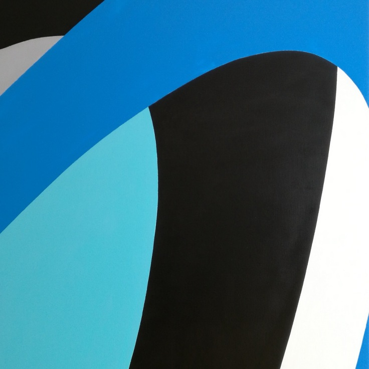 Expand 182x102 cm, oil on canvas.